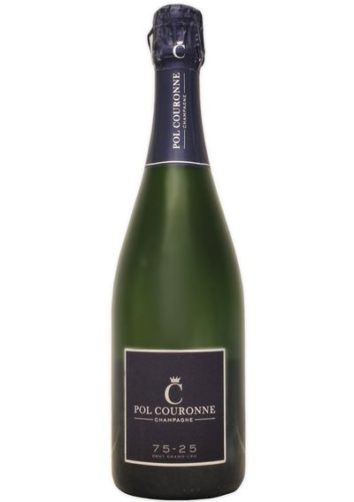 Champagne Pol Couronne 75-25