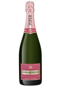 Champagne Piper-Heidsieck Rosé Sauvage