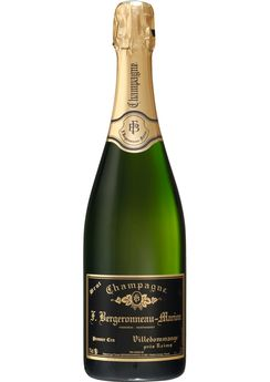 Champagne Bergeronneau Brut Tradition