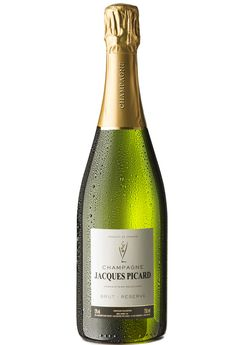 Champagne Jacques Picard Brut Reserve. Foto: Champagne Jacques Picard