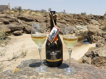Champagner Club Edition II RS 2009 in Namibia. Foto: Michelle und John Trautmann
