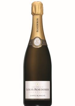 Champagne Louis Roederer Carte Blanche