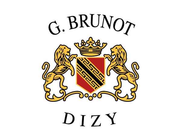 Champagne Guy Brunot: Logo